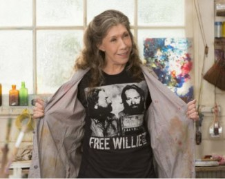 "Lily Tomlin in ""Grace and Frankie"""